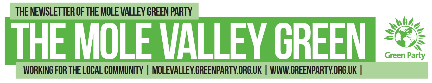 Mole Valley Green Newsletter
